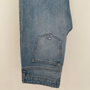 Abercrombie & Fitch straight ankle jeans